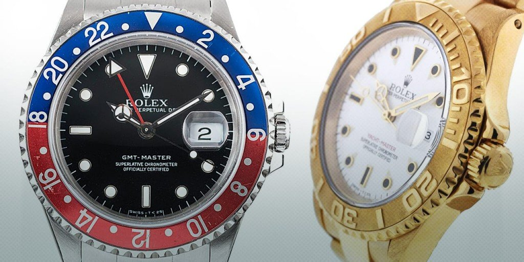 The Most Popular Rolex Watches of the 1990s