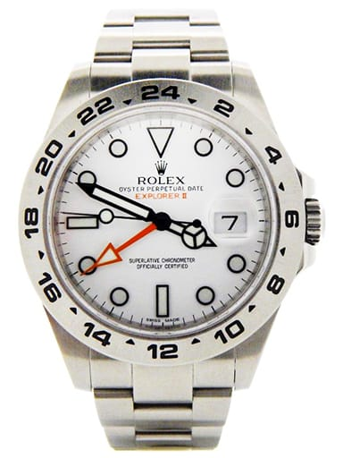 Luxury Homes and Rolex Explorer II