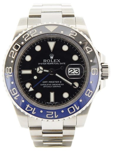 Luxury Homes and Rolex GMT Master II