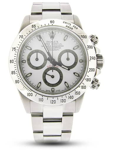 Stainless Steel Daytona