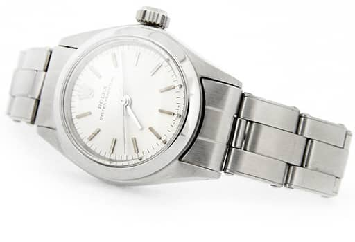 Ladies Stainless Steel Oyster Perpetual 6618