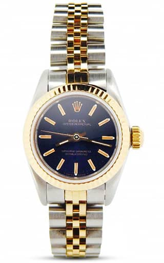 Ladies Two-Tone Oyster Perpetual 67193