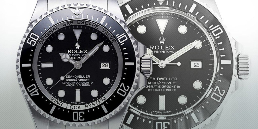 The Future Grail Watch Series: A Tale of Two Divers