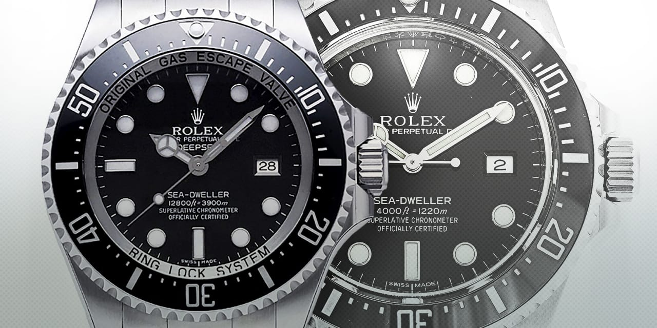 Post image for The Future Grail Watch Series: A Tale of Two Divers