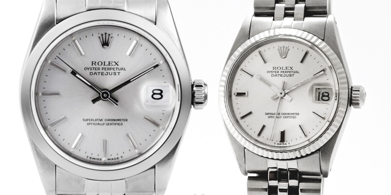 Post image for The Design Traits and Evolution of the Stainless Steel Midsize Datejust