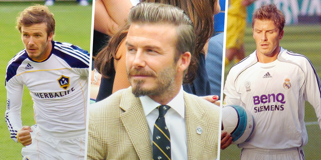 Post image for David Beckham Scores Big With His Rolex Collection