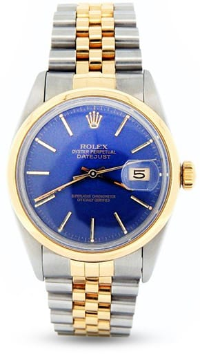 Rolex Mens Datejust Two-Tone 16003