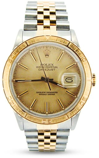 Rolex Mens Datejust Two-Tone 16253