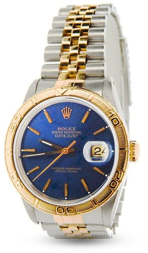 Rolex Mens Datejust Two-Tone 16263