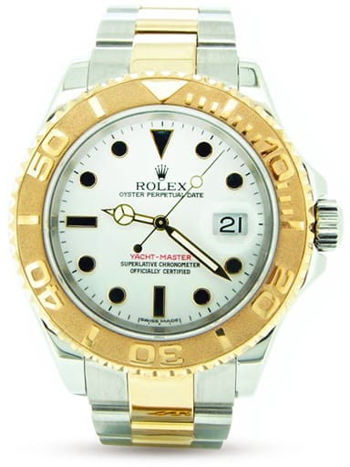 Rolex Mens Yacht-Master Two-Tone 16623