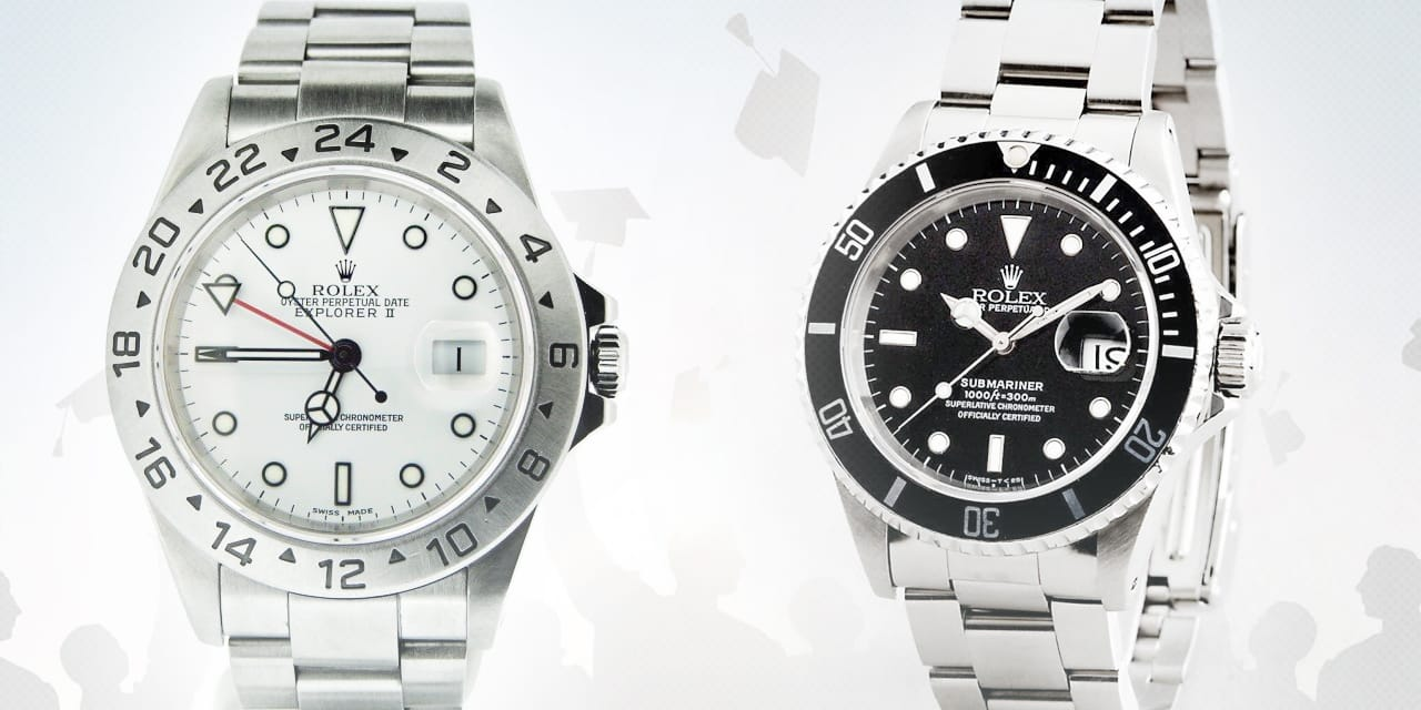 Post image for Graduation Gift Guide: A Rolex Watch for the Graduate