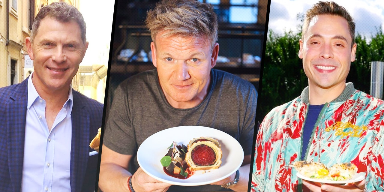 Post image for Celebrity Chefs and the Rolex Watches They Love
