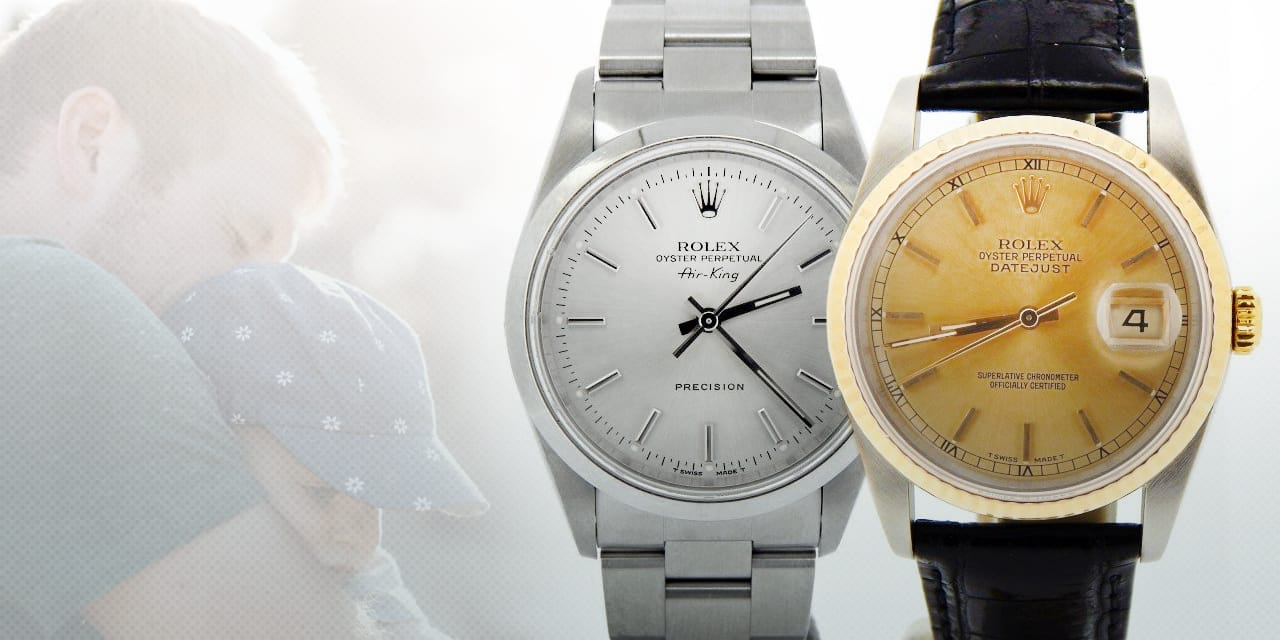 Post image for Father's Day Gift Guide: A Rolex Watch for Every Type of Dad