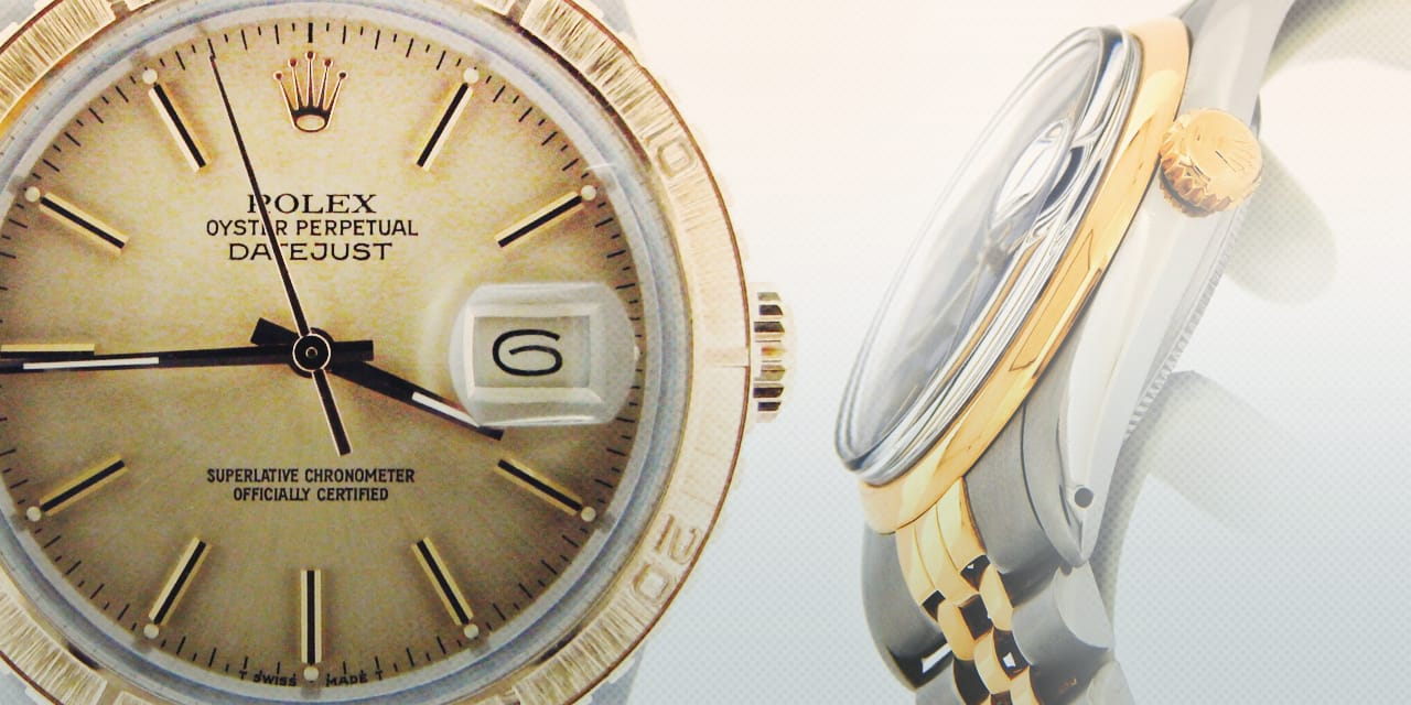 Post image for Quick Comparison Guide: Two Tone Rolex Datejust 16003, 16013, 16253, 16203, 16233 & 16263