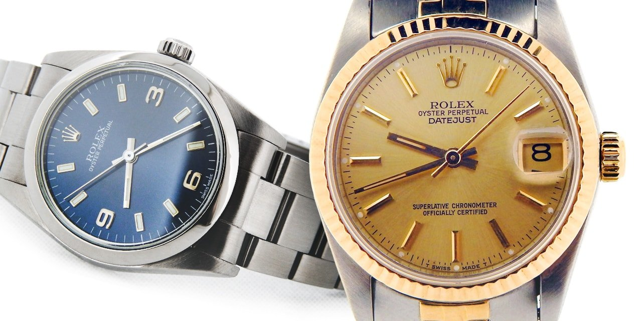 Post image for The 31mm Rolex Watches