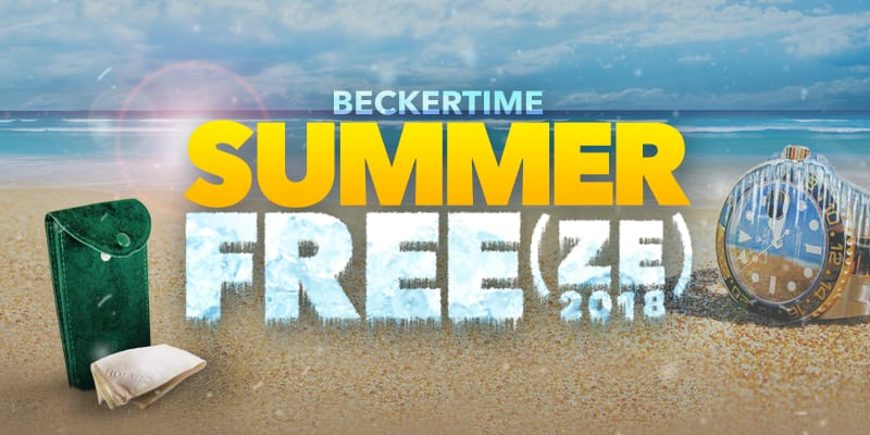 Summer Free(ze) Event 2018