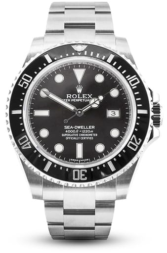Rolex Sea-Dweller 4000 ft