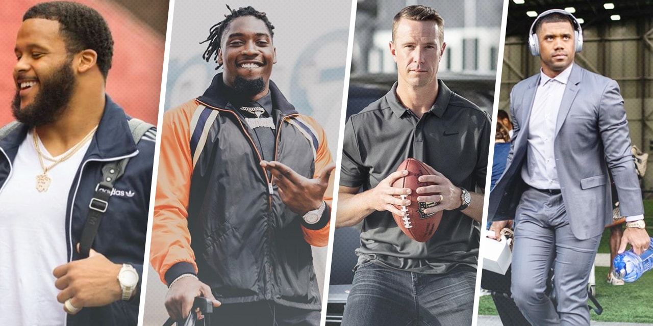 Post image for The Rolex Watches of the Highest Paid NFL Players for the 2018 Season