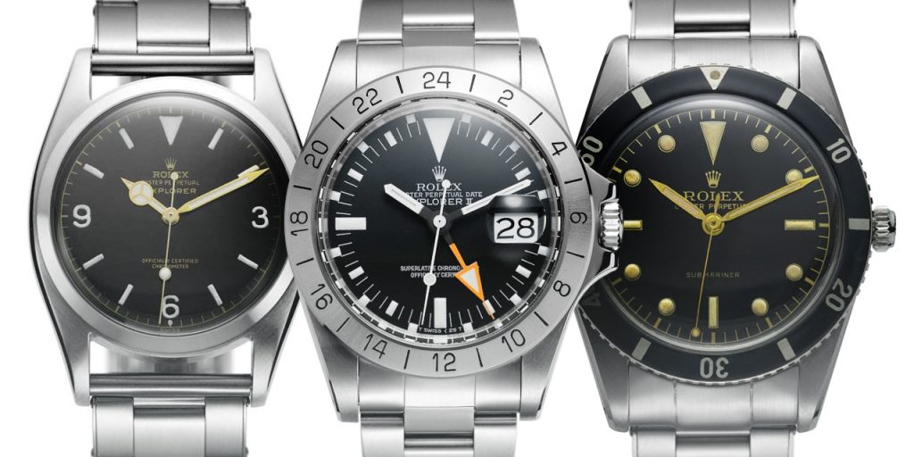 Tool Watch Time: Rolex Watches for Exploring