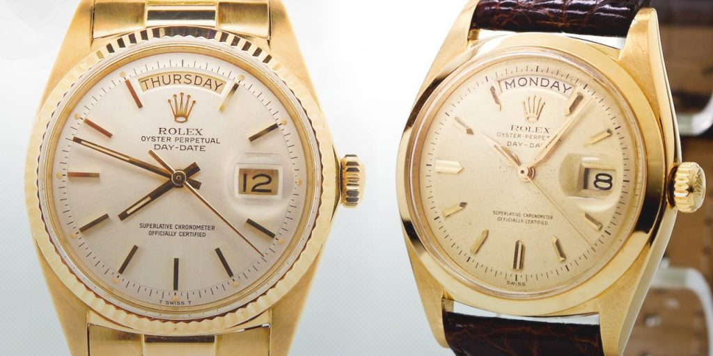 The Rolex Day-Date President