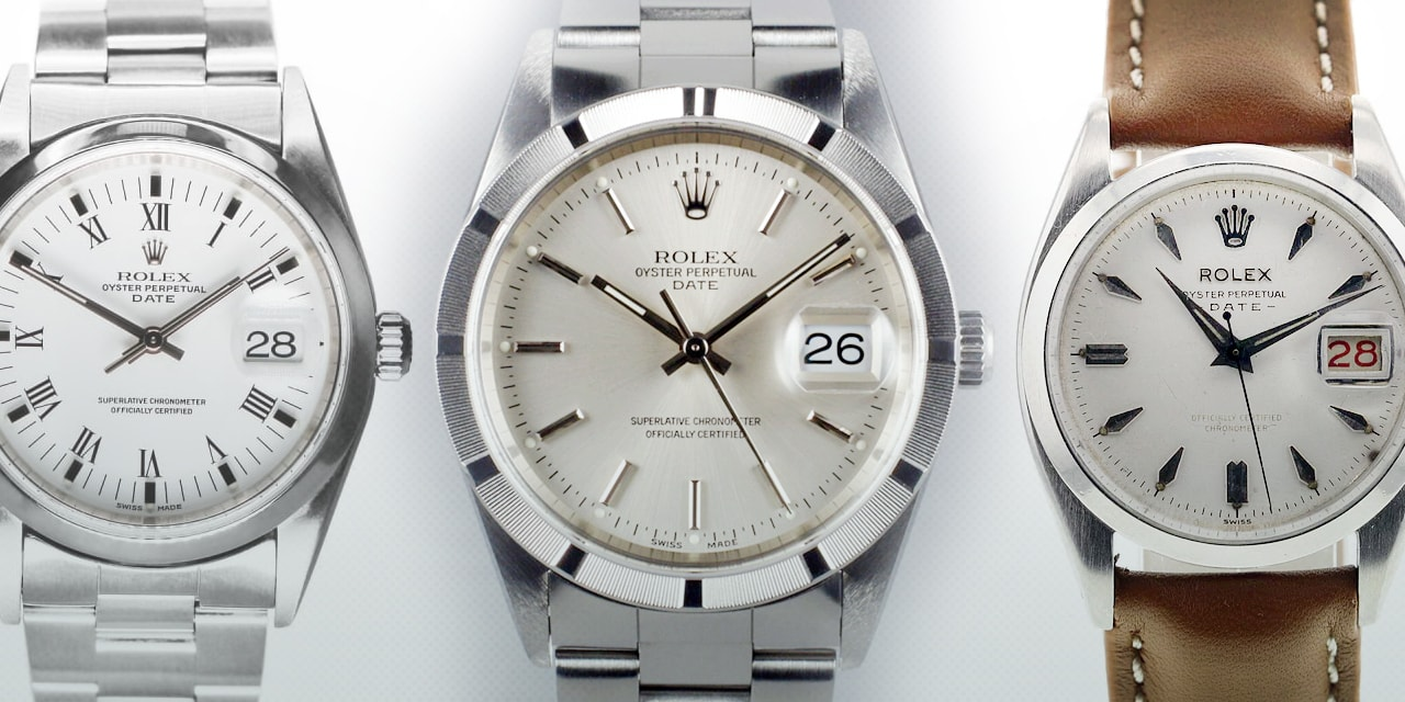 Post image for The Rolex Date