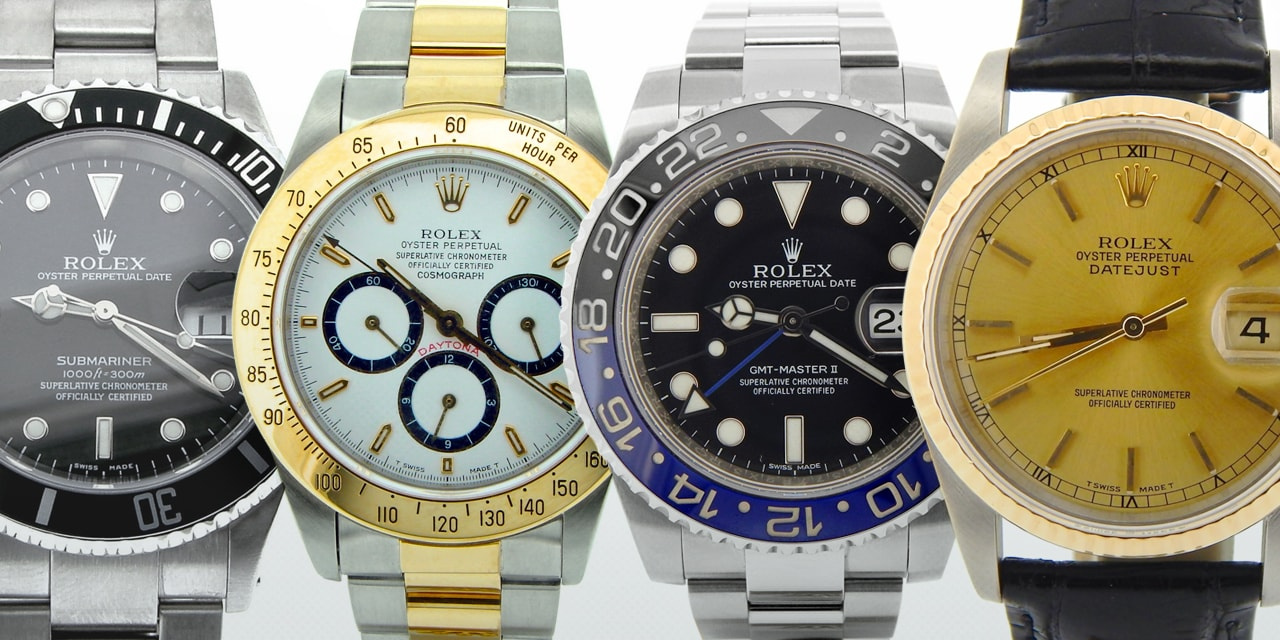 Post image for Top 10 Most Popular Rolex Watch Models
