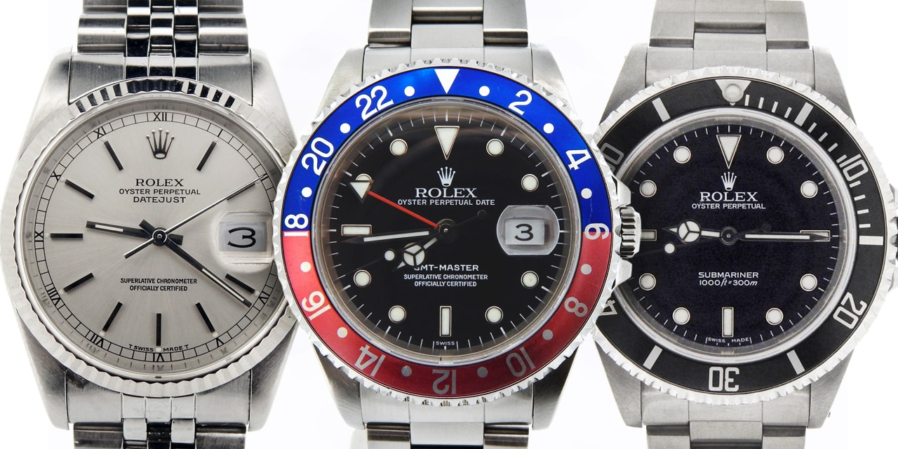 Post image for Rolex Prices—a History of MSRPs