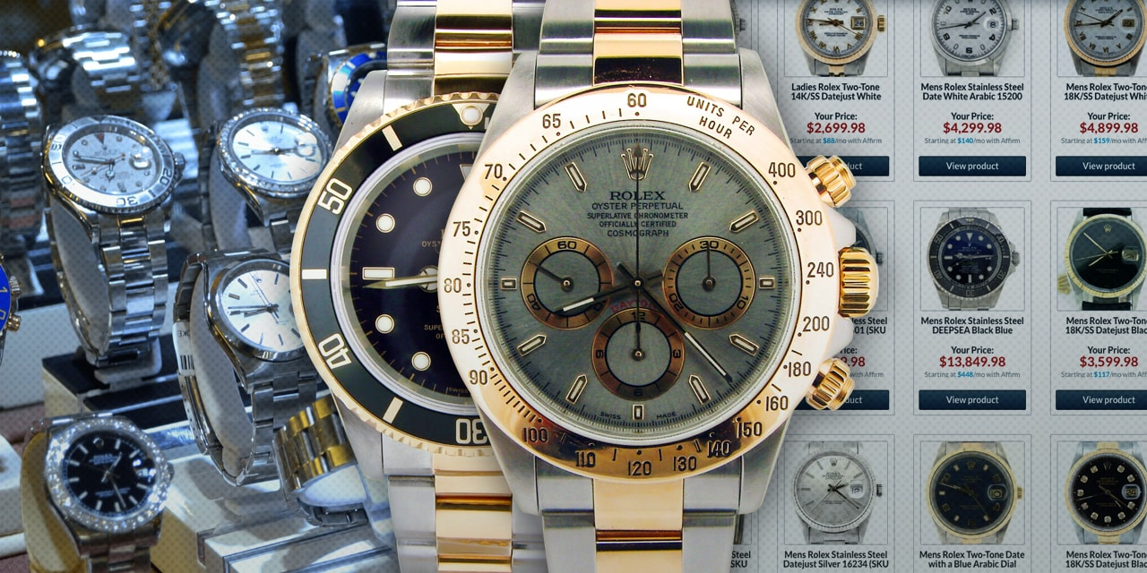 Post image for The Evolution of Buying and Selling Preowned Rolex