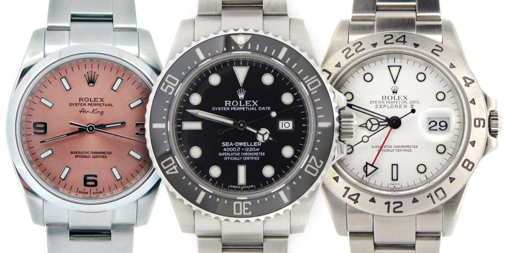 Rolex Watches Discontinued in the 2010's