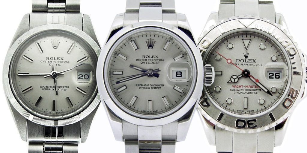 History of Ladies Rolex Watches