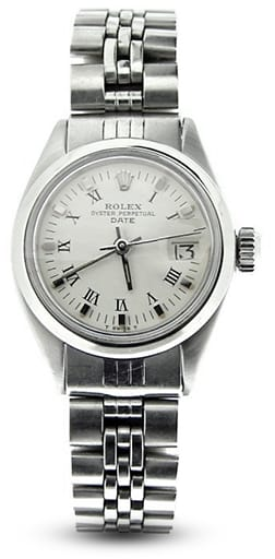 Rolex Date Ladies Stainless Steel Ref. 6916