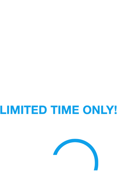 Limited Time Only: 0% Financing for 6 months with Affirm