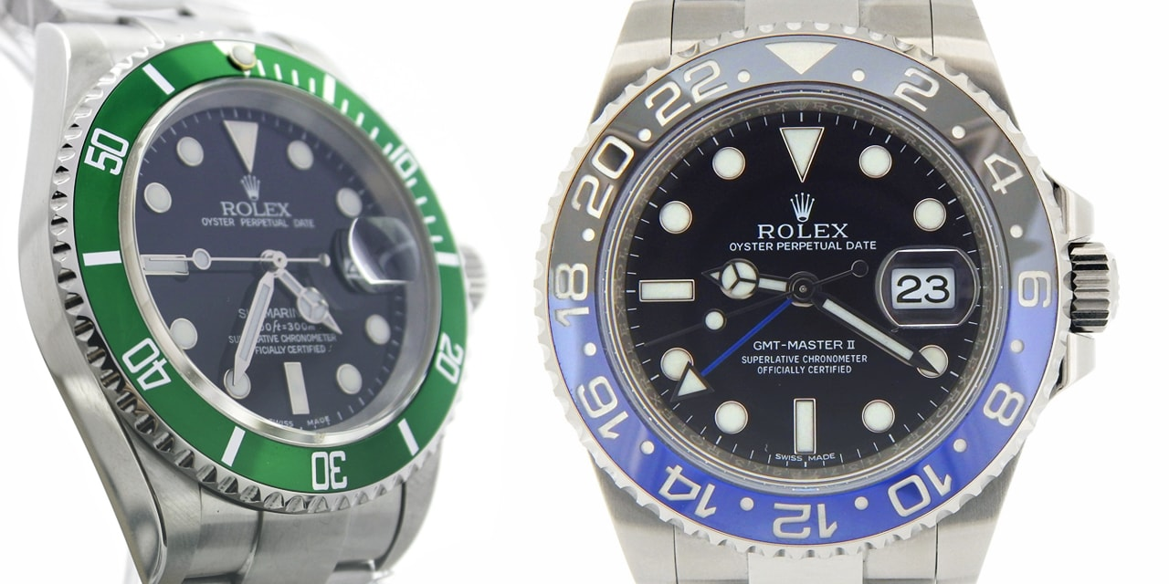 Post image for Rolex Nicknames