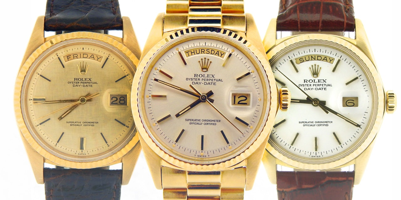 Post image for Review: The Rolex Day-Date ref. 1803