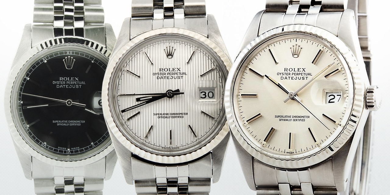 Post image for Review: The Rolex Datejust ref. 16014