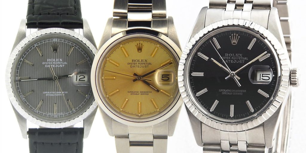 Review: The Rolex Datejust ref. 16030