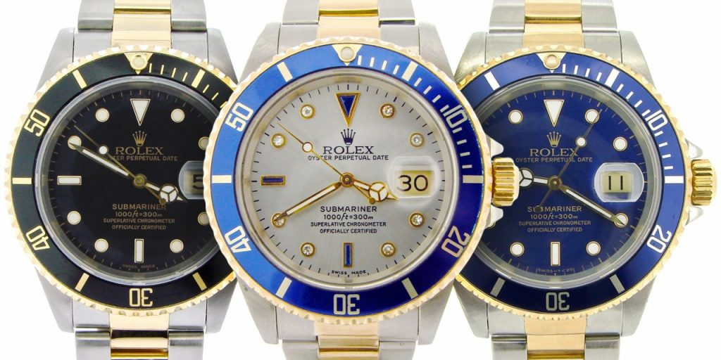Review: The Rolex Submariner ref. 16613