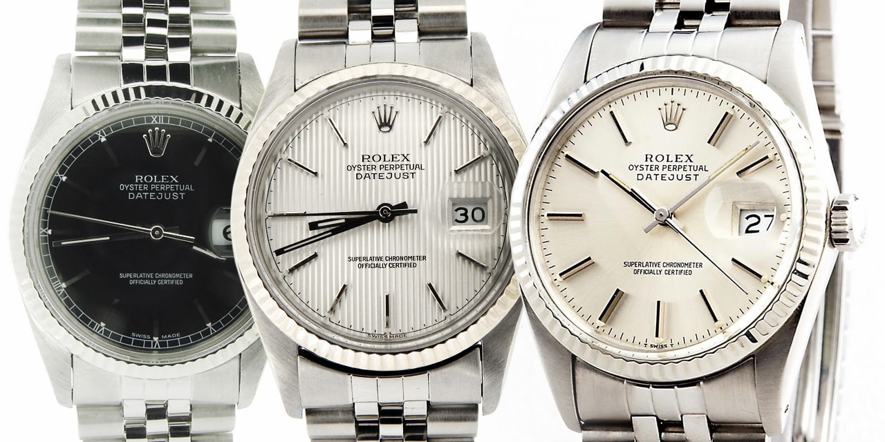Review: The Rolex Datejust ref. 16014