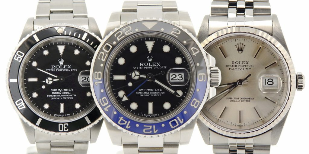 Top 5 Rolex Watches to Add to Your Collection