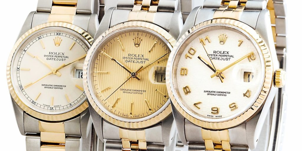 Review: The Rolex Datejust ref. 16233