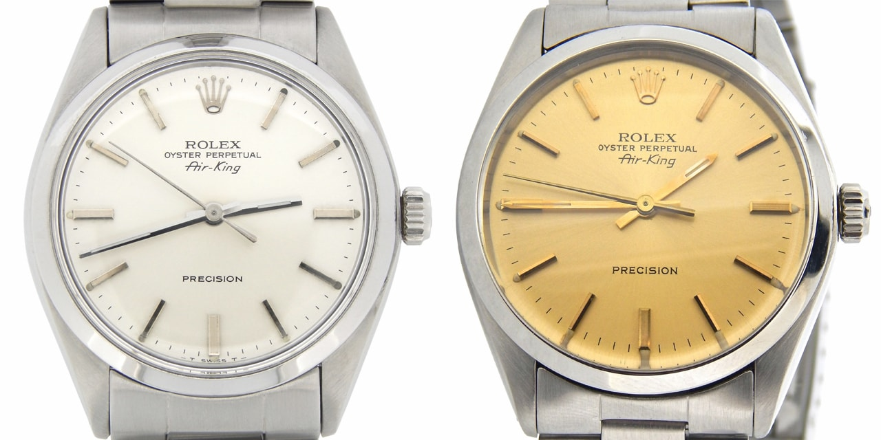 Post image for Review: The Rolex Air-King ref. 5500