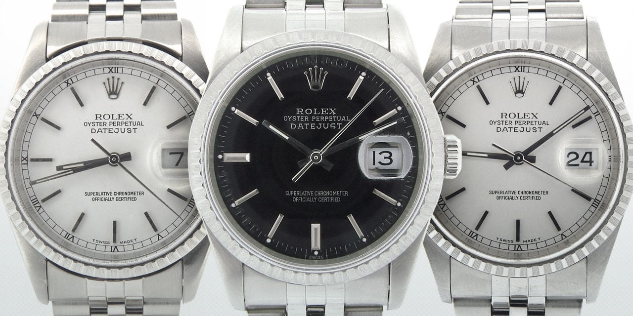 Review: The Rolex Datejust ref. 16220 -