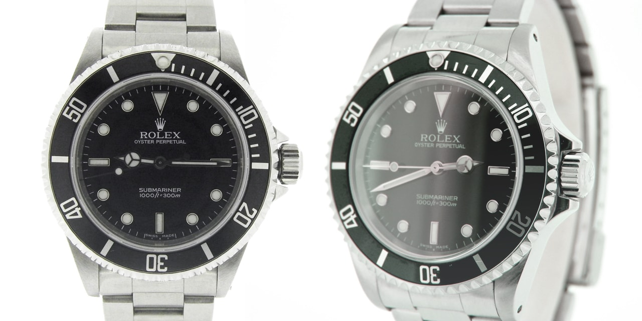Post image for Review: The Rolex Submariner ref. 14060