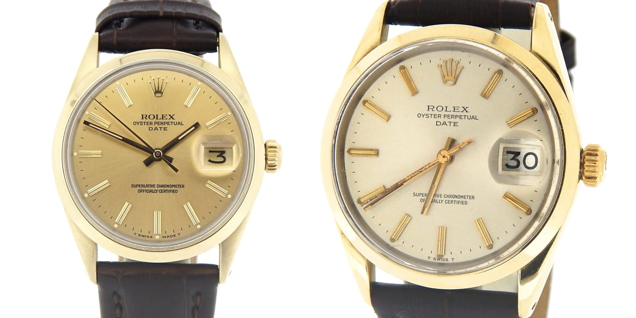 Post image for Review: The Rolex Date ref. 1550