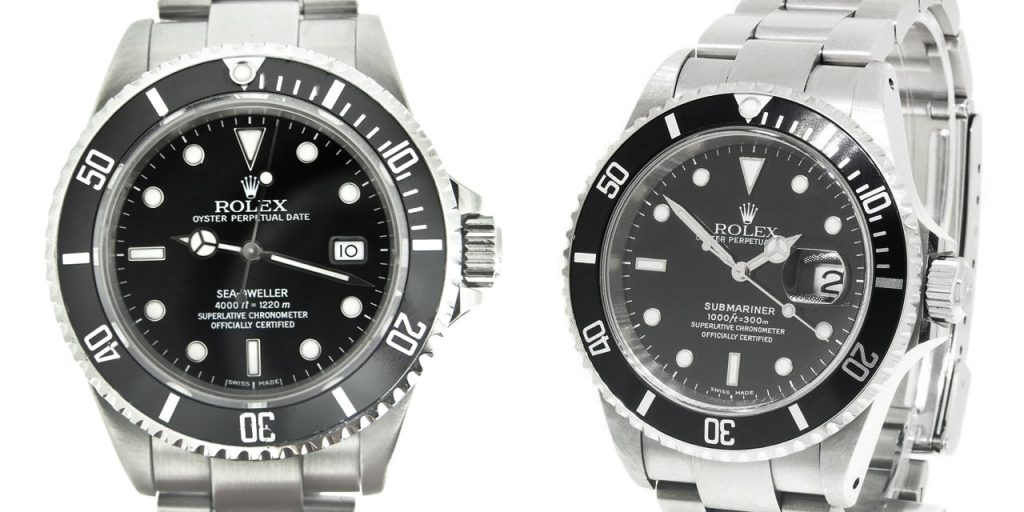 The History of Rolex Dive Watches