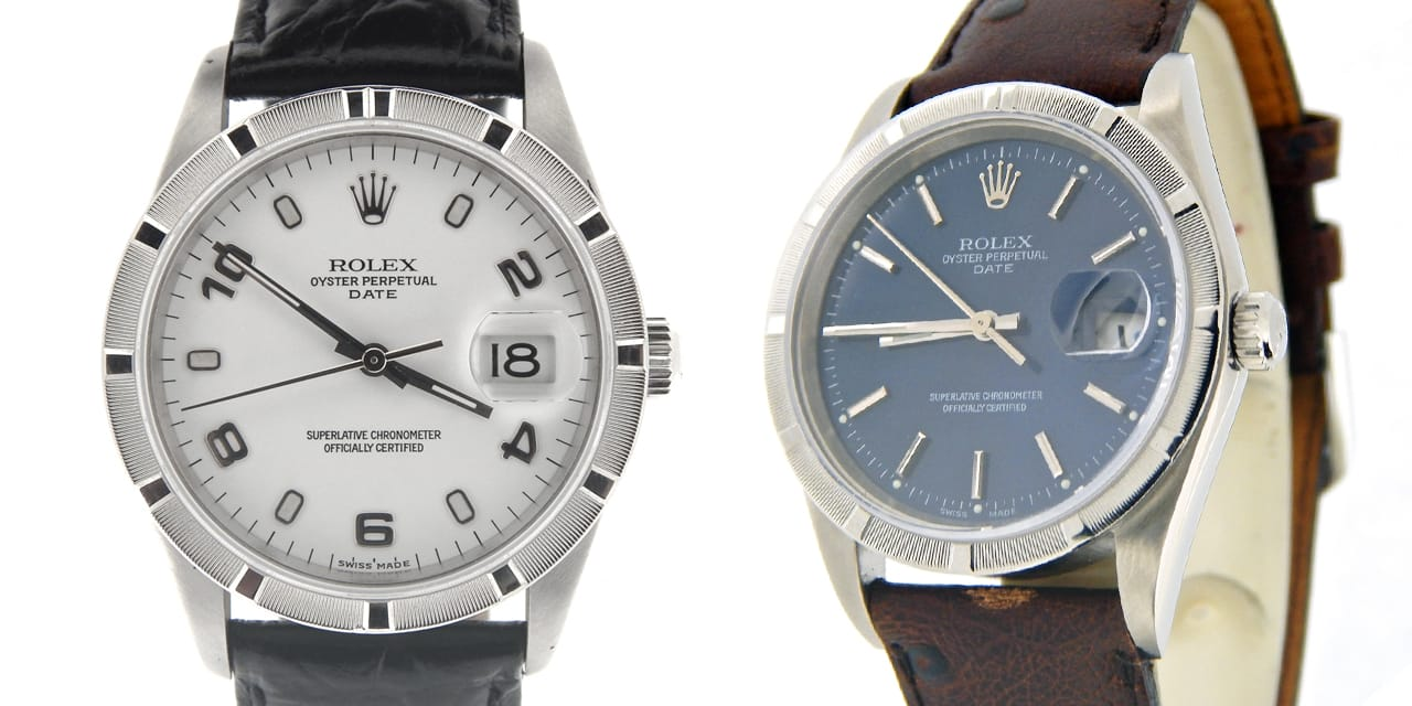 Post image for Review: The Rolex Date ref. 15210