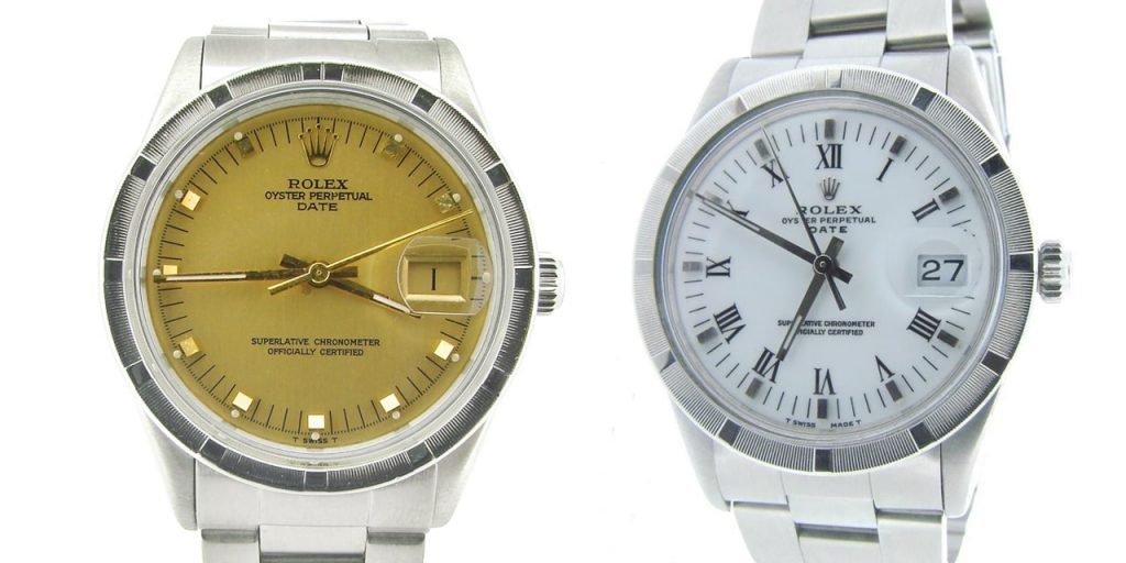 Review: The Rolex Date ref. 15010