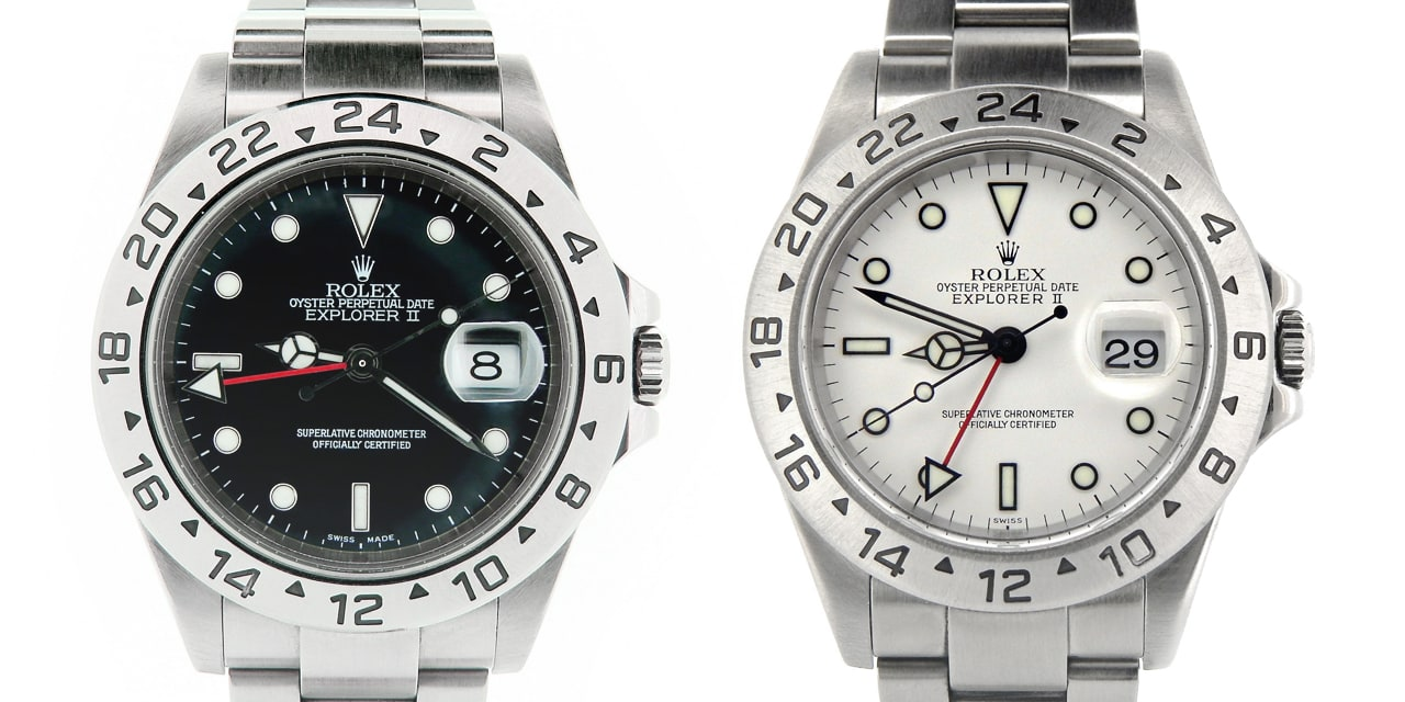 Post image for Review: The Rolex Explorer II ref. 16570