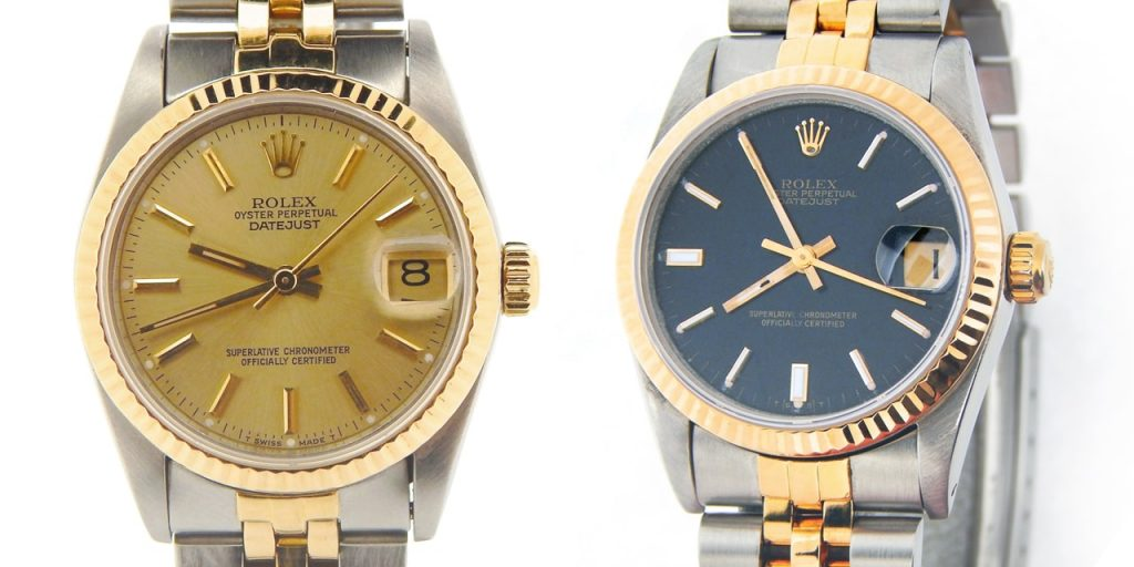 Review: The Rolex Datejust ref. 68273